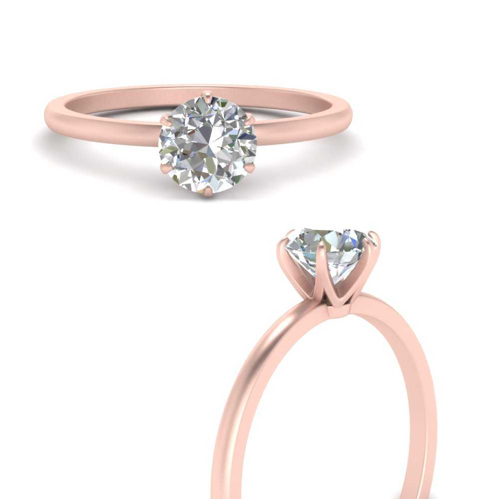 6-prong-delicate-solitaire-moissanite engagement-ring-in-FD1028RORANGLE3-NL-RG