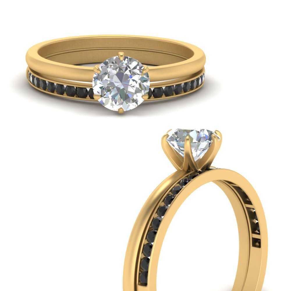 solitaire-engagement-ring-with-channel-set-black-diamond-band-in-FD1028RO-B2-GBLACKANGLE3-NL-YG-GS.jpg