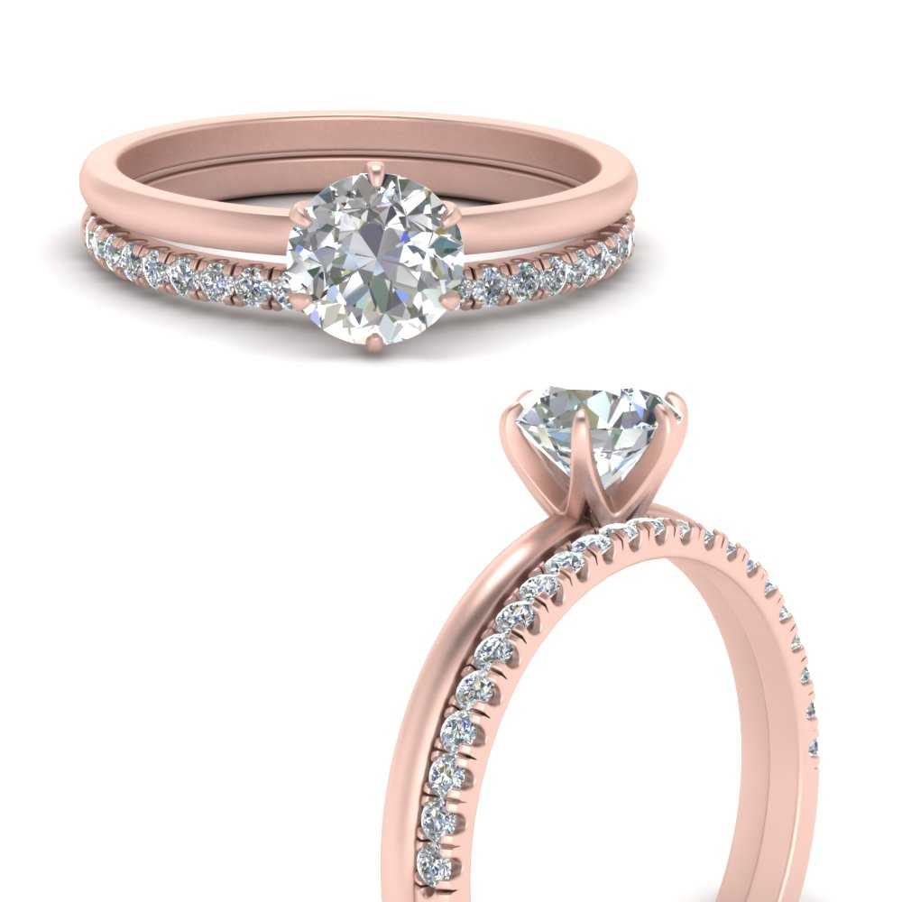 solitaire-engagement-ring-with-diamond-wedding-band-in-FD1028RO-B3ANGLE3-NL-RG