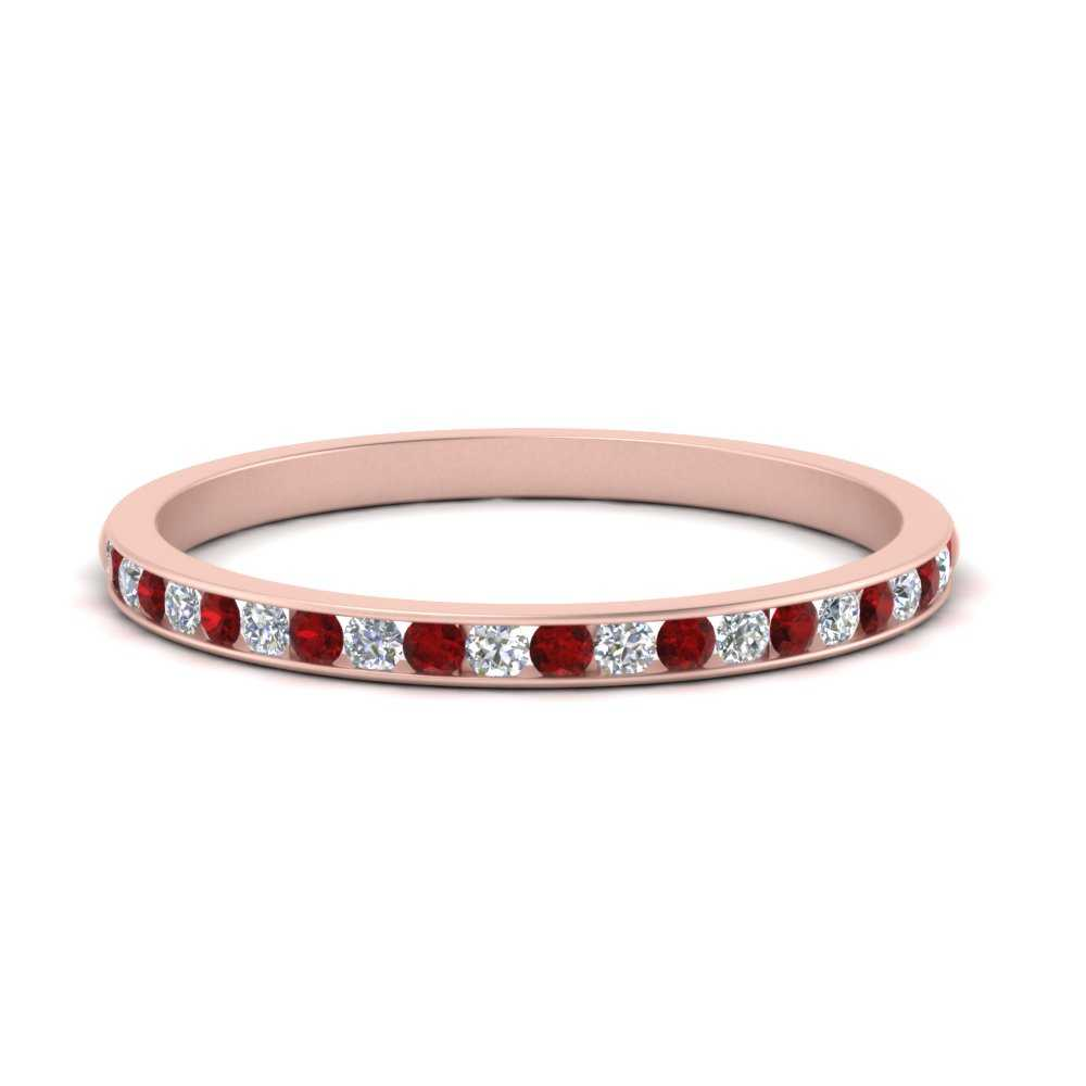 thin-channel-set-diamond-anniversary-band-with-ruby-in-FDWB700-GRUDR-NL-RG