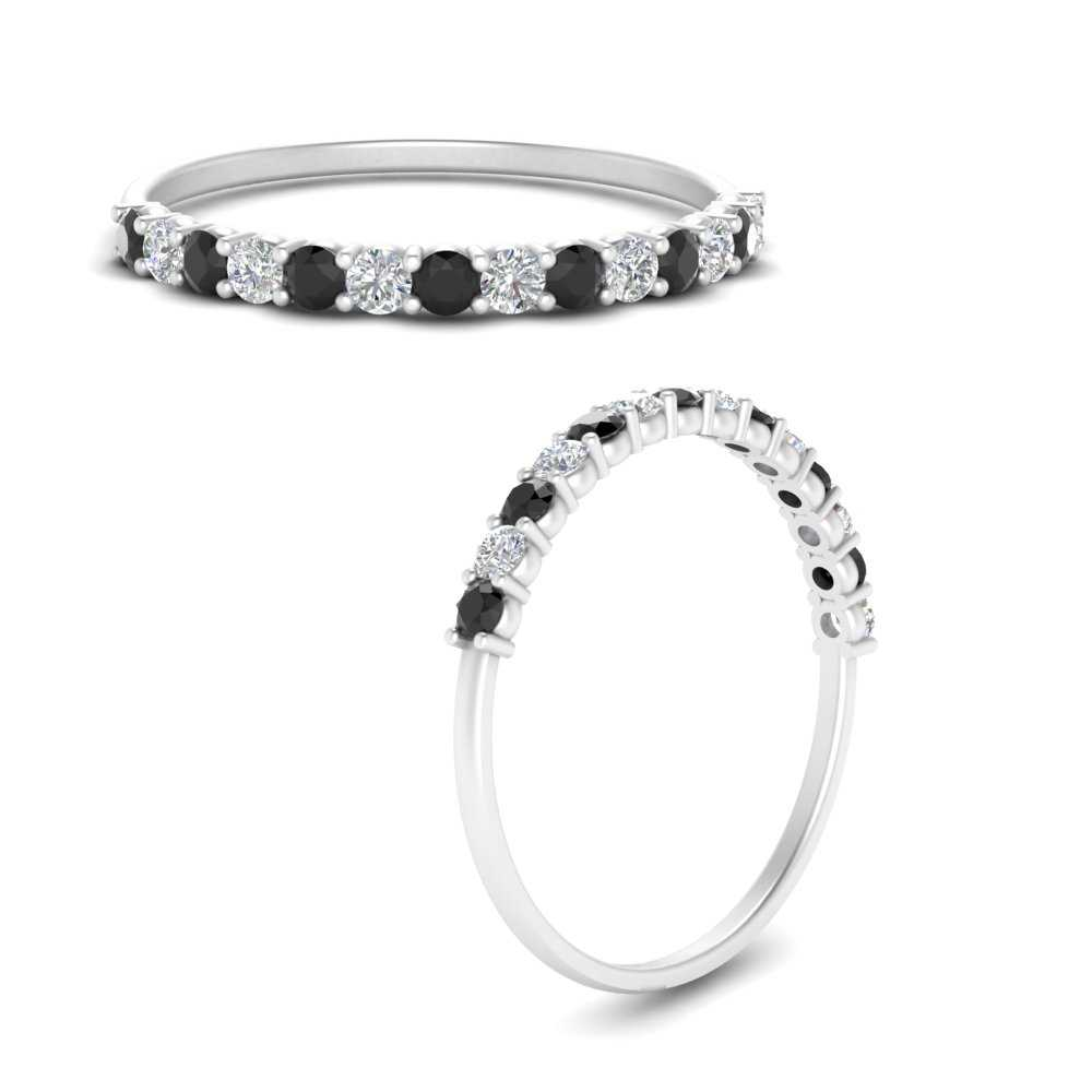 prong-stackable-ring-with-black-diamond-in-FD9096GBLACKANGLE3-NL-WG