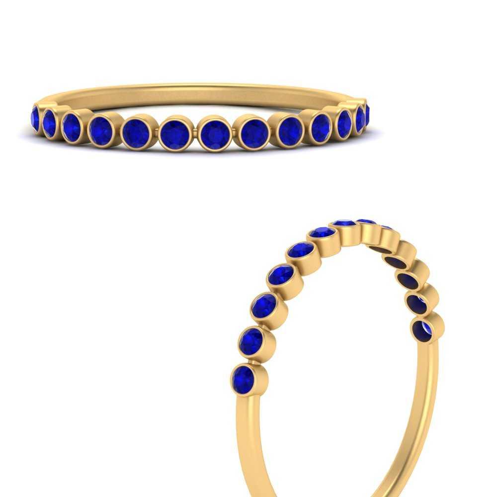 bezel-set-round-sapphire-wedding-band-in-FD122968BGSABLANGLE3-NL-YG