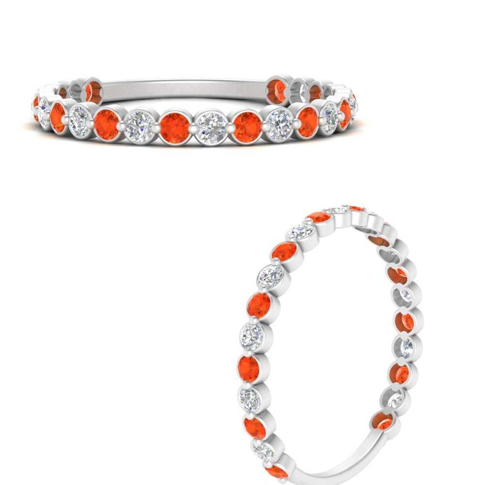 bezel-diamond-anniversary-band-with-orange-topaz-in-FD8873VBGPOTOANGLE3-NL-WG