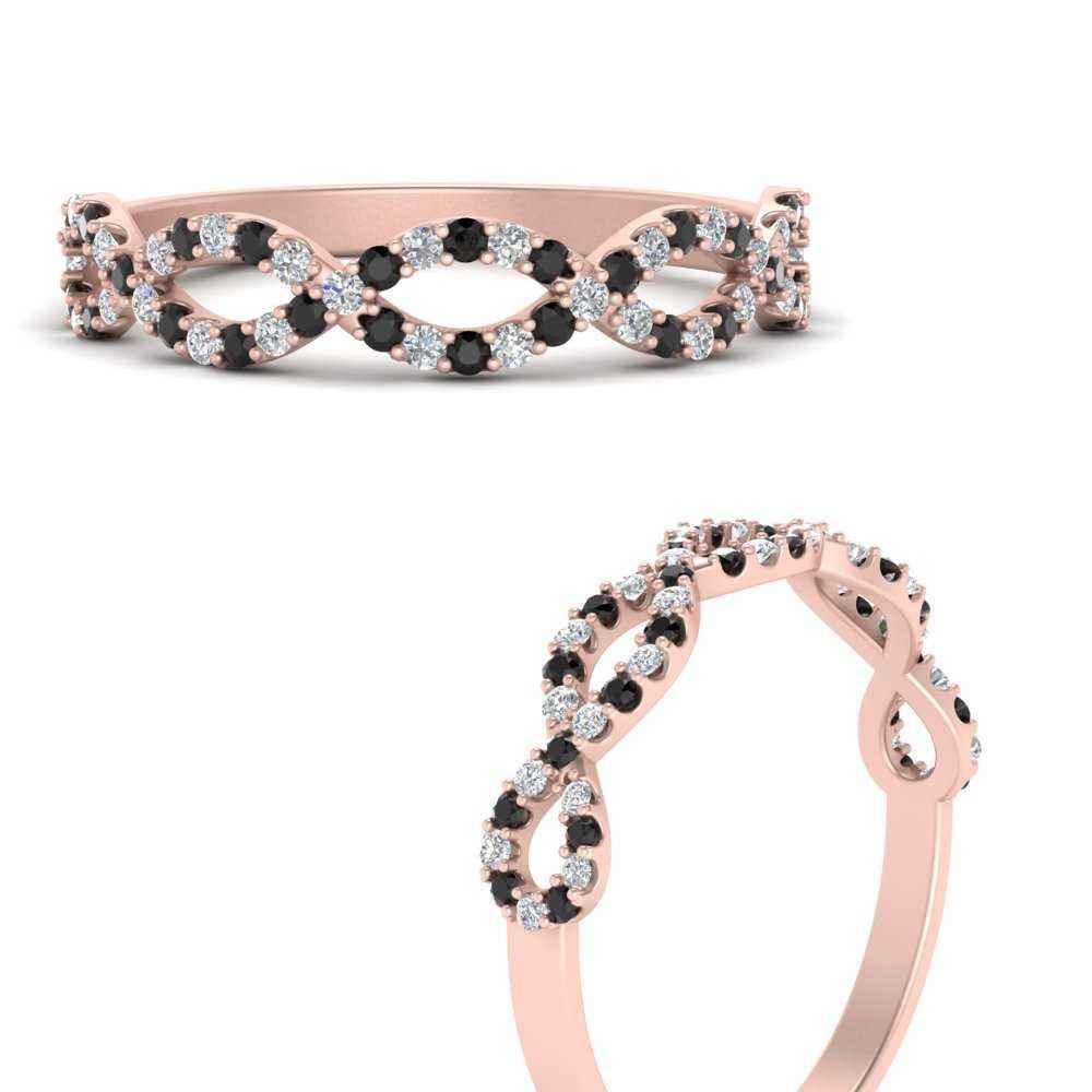 infinity-twist-wedding-ring-with-black-diamond-in-FD1078BGBLACKANGLE3-NL-RG