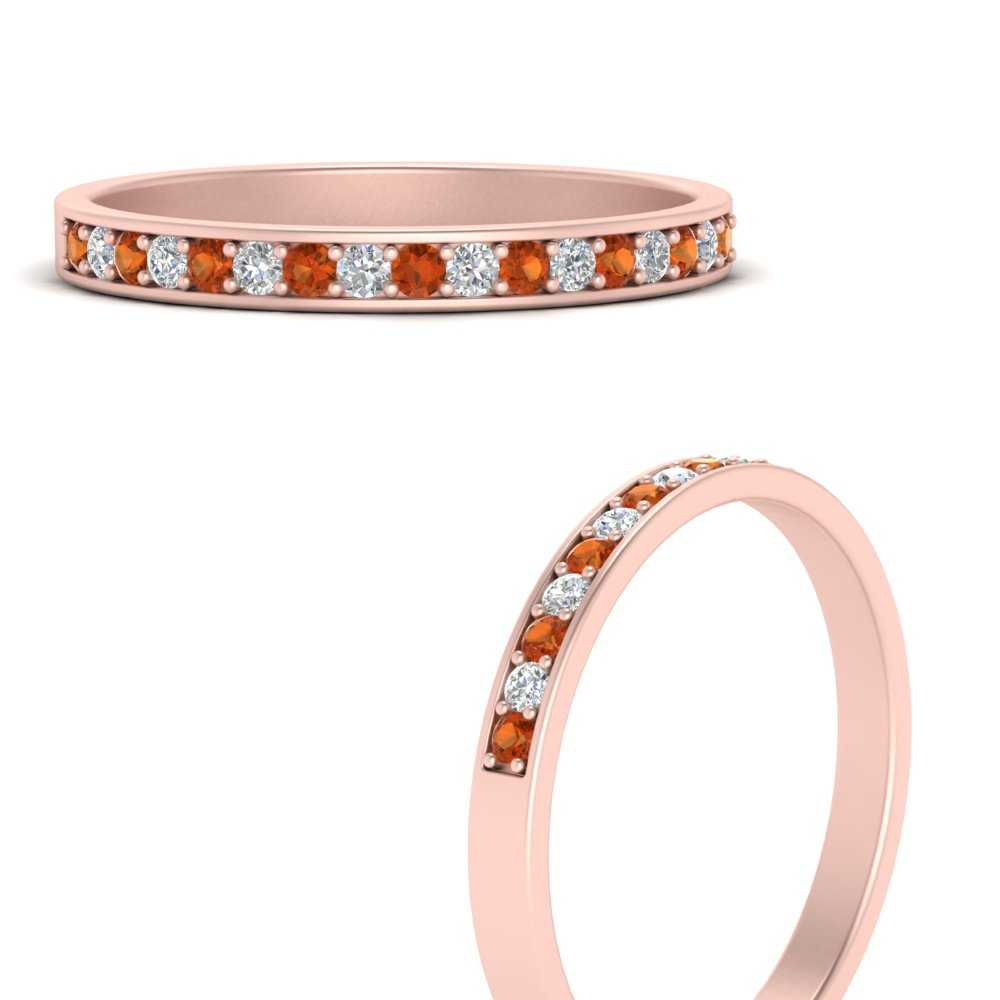 pave-diamond-anniversary-band-with-orange-sapphire-in-FD121944GSAORANGLE3-NL-RG