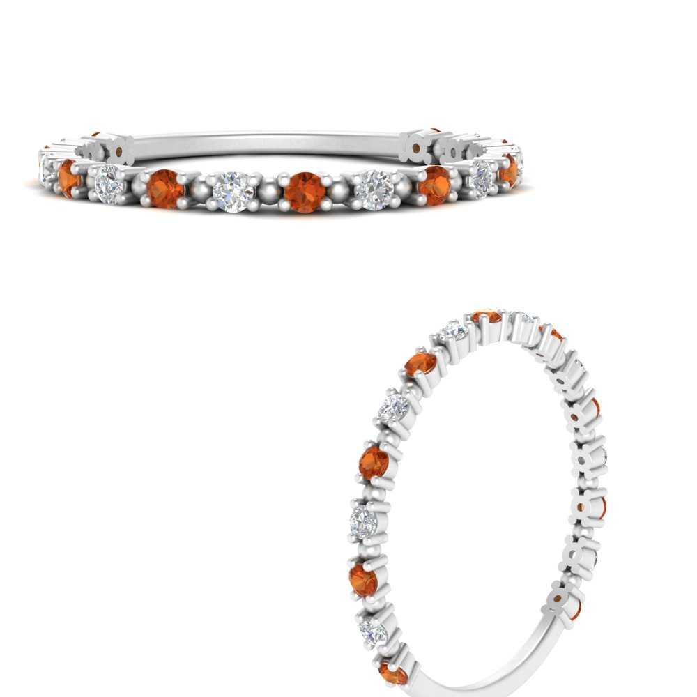 diamond-dot-thin-stacking-ring-with-orange-sapphire-in-FD64626BGSAORANGLE3-NL-WG