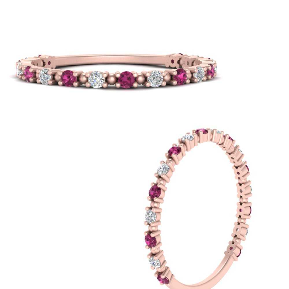 diamond-dot-thin-stacking-ring-with-pink-sapphire-in-FD64626BGSADRPIANGLE3-NL-RG