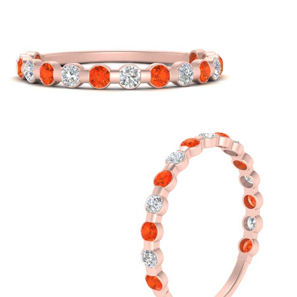 delicate-floating-diamond-wedding-band-with-orange-topaz-in-FDENS3137BGPOTO-ANGLE3-NL-RG