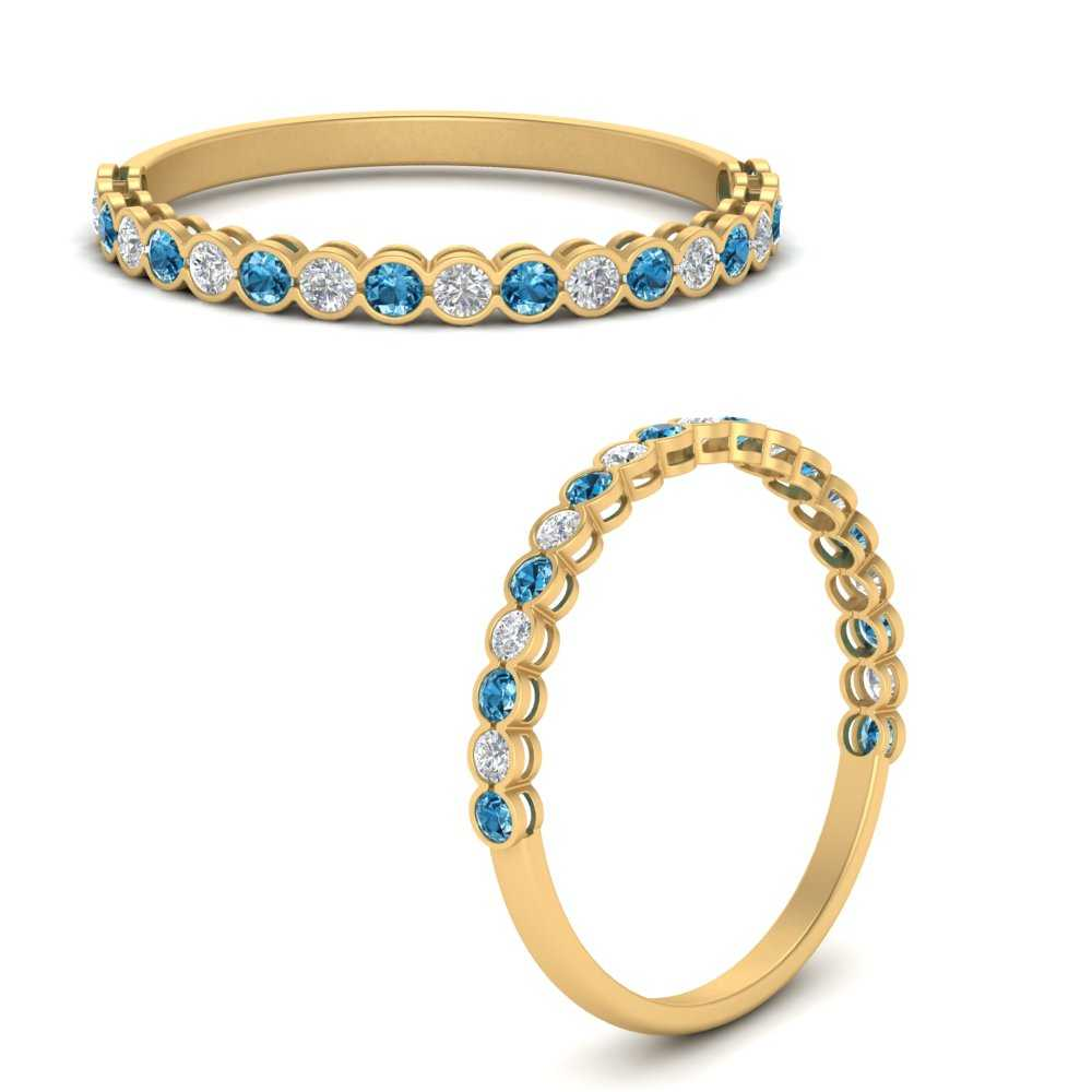 channel-set-round-anniversary-diamond-band-with-blue-topaz-in-FD68970BBGICBLTOANGLE3-NL-YG