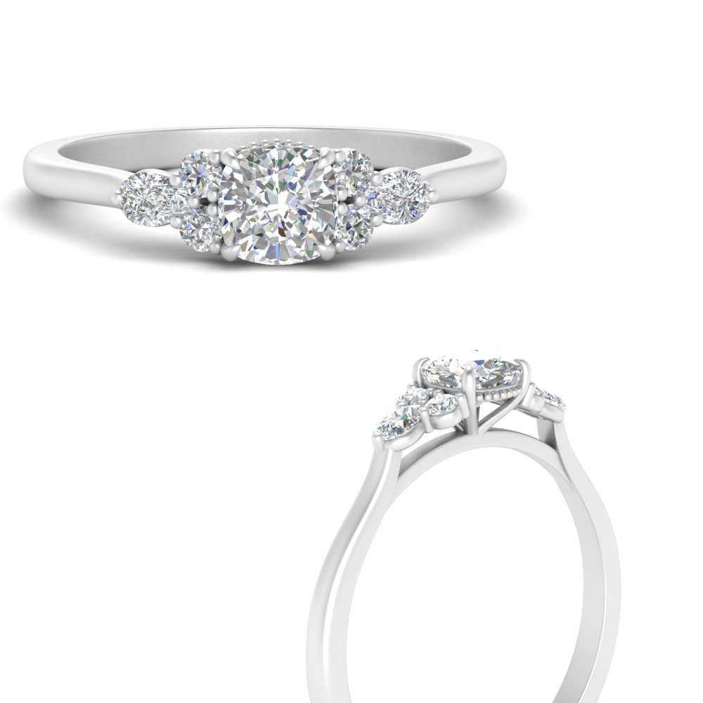 cushion-cathedral-cluster-moissanite-engagement-ring-in-FD68716CURANGLE3-NL-WG