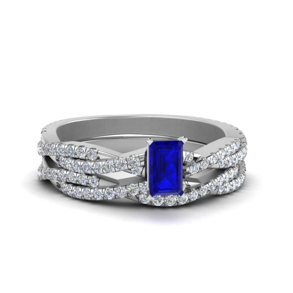 twist-emerald-cut-sapphire-wedding-sets-for-women-in-FD8233EMGSABL-NL-WG-GS