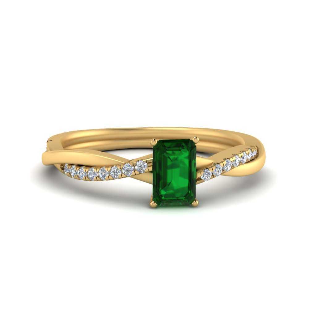 emerald-cut-emerald-simple-engagement-ring-in-FD8253EMRGEMGR-NL-YG-GS