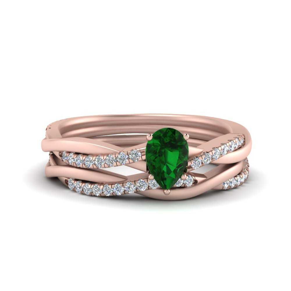 pear-shape-emerald-wedding-sets-for-women-in-FD8253PEGEMGR-NL-RG-GS