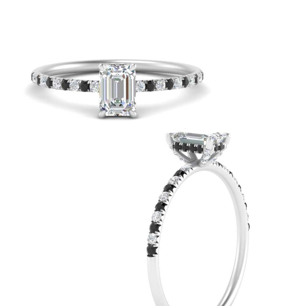 emerald-cut-petite-pave-engagement-ring-with-black-diamond-in-FD8523EMRGBLACKANGLE3-NL-WG