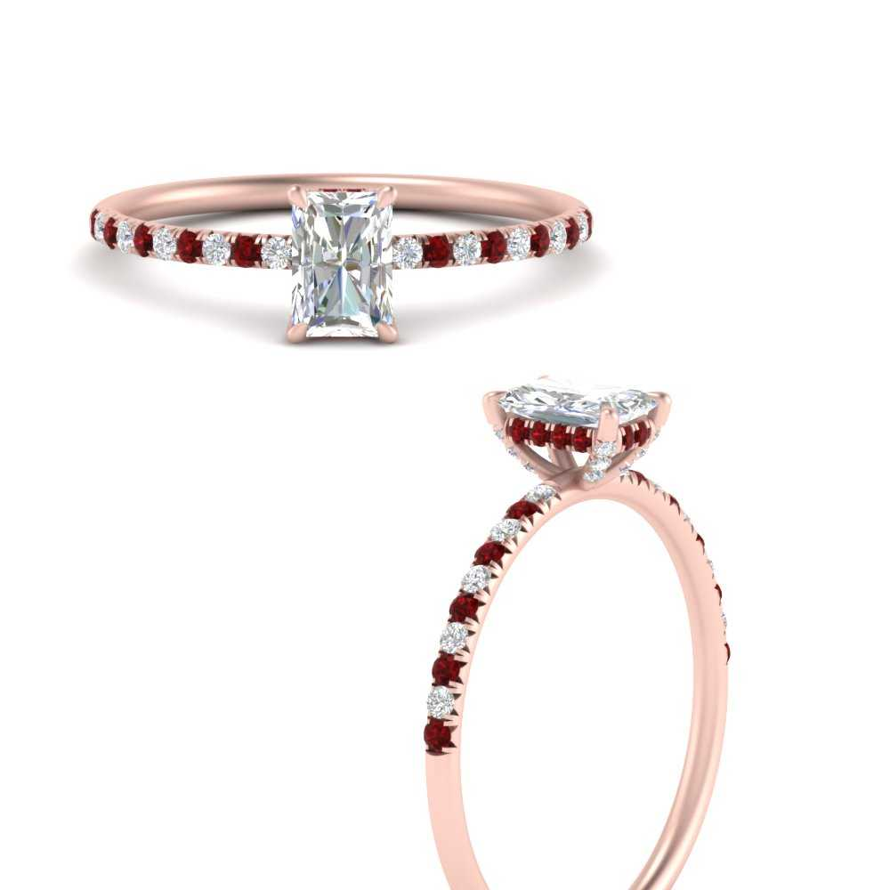 radiant-cut-pave-delicate-engagement-ring-with-ruby-in-FD8523RARGRUDRANGLE3-NL-RG