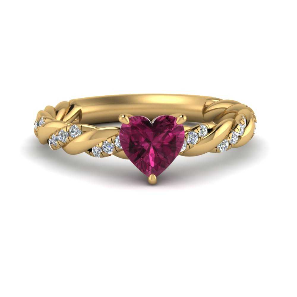 heart-shape-twisted-pink-sapphire-engagement-ring-in-FD9127HTRGPS-NL-YG-GS