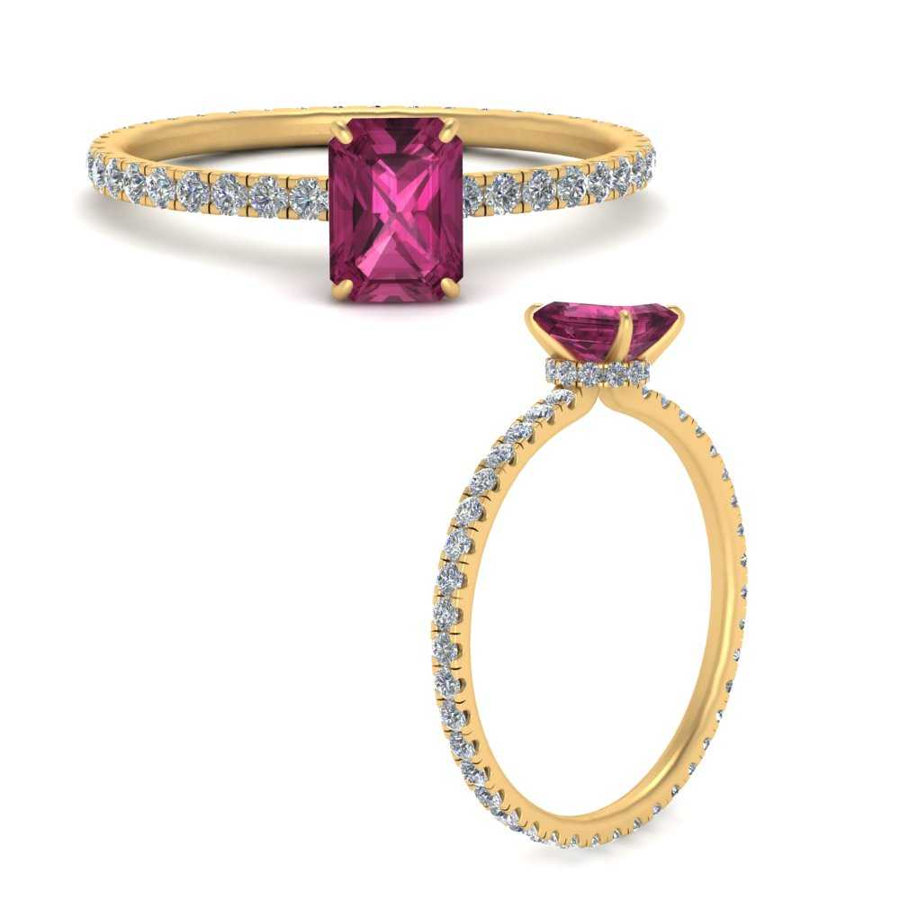 emerald-cut-hidden-pink-sapphire-halo-unique-engagement-ring-in-FD9168EMRGPSANGLE3-NL-YG-GS