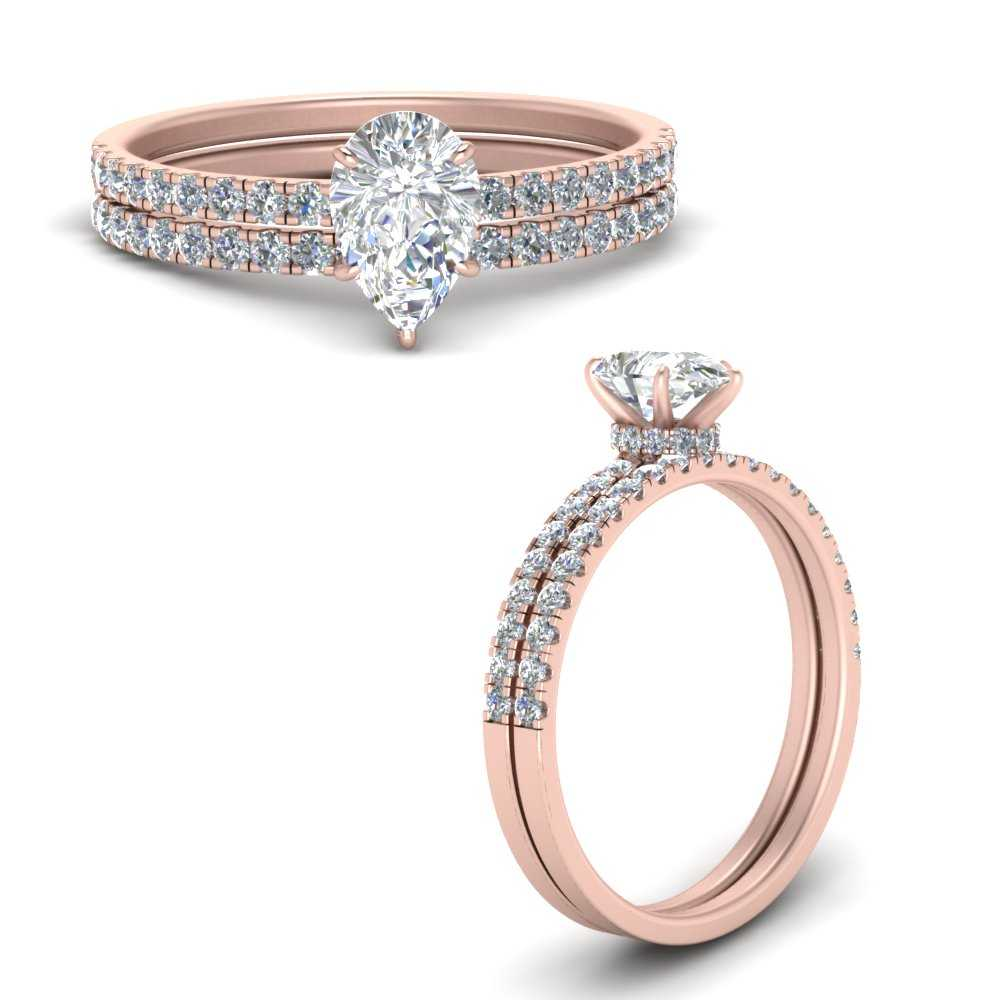 hidden-halo-half-way-pear-shaped-diamond-wedding-ring-set-in-FD9168PEANGLE3-NL-RG
