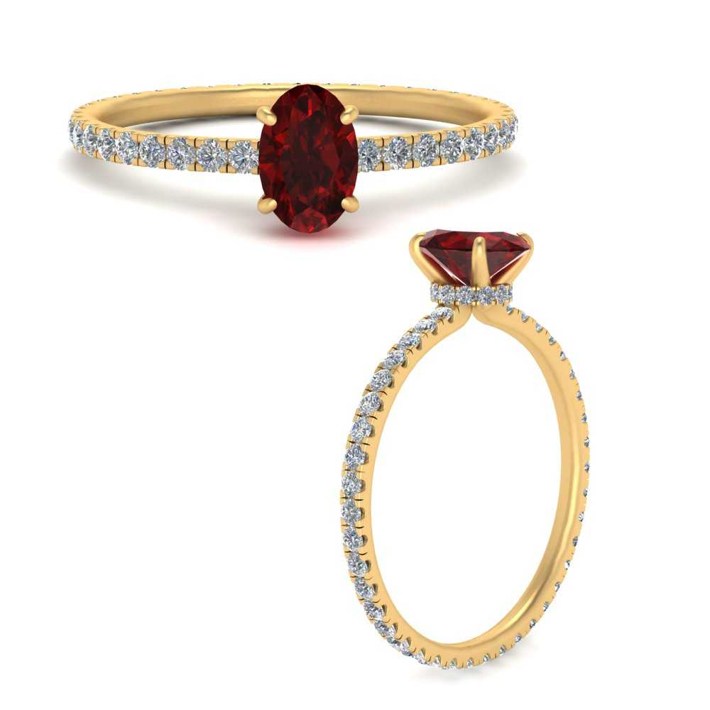 hidden-halo-oval-eternity-ruby-engagement-ring-in-FD9168OVRGRDANGLE3-NL-YG-GS