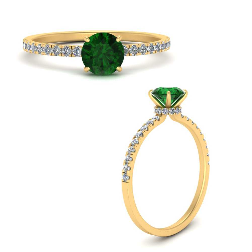 round-emerald-and-halo-engagement-ring-in-FD9168RORGEMGRANGLE3-NL-YG-GS