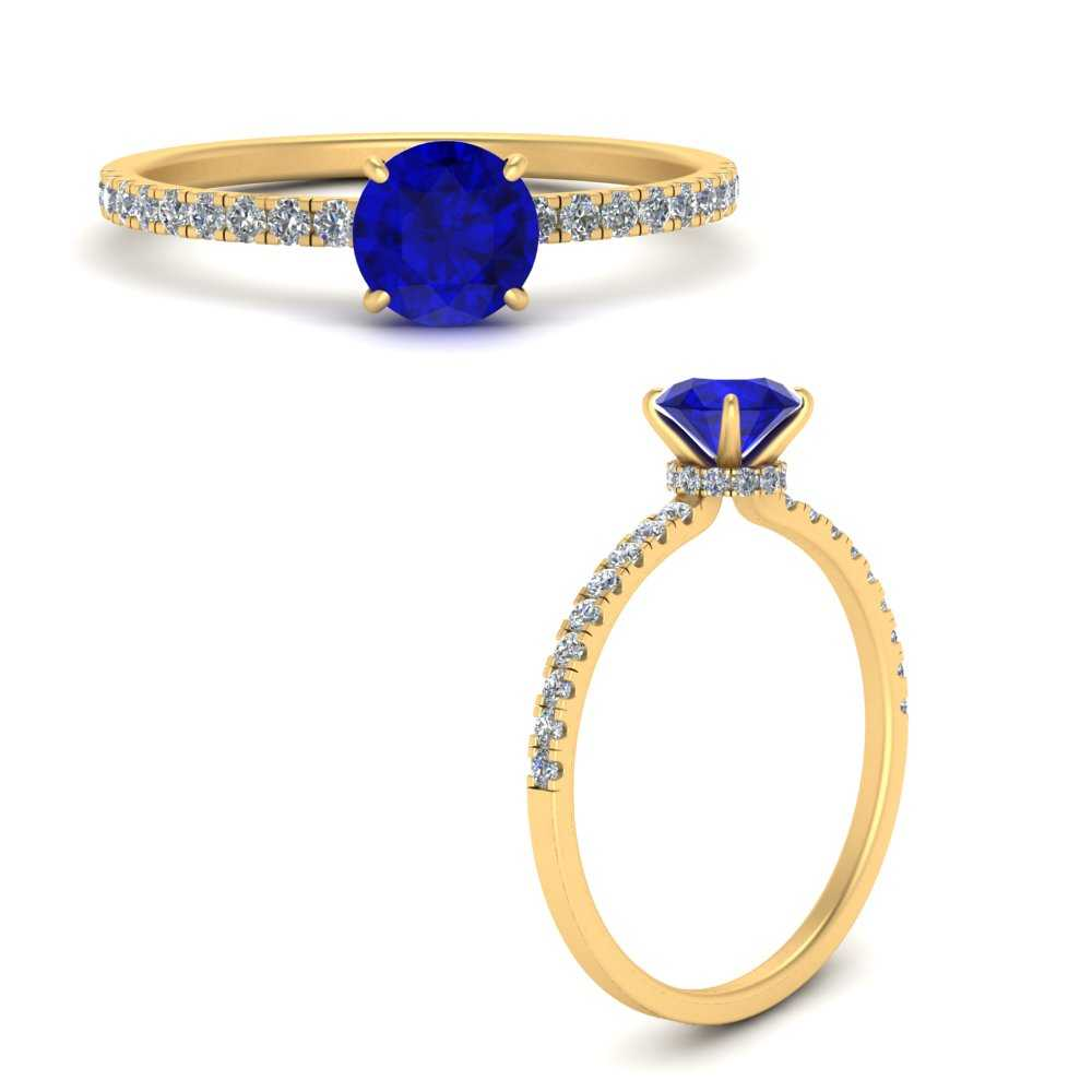 round-sapphire-and-halo-engagement-ring-in-FD9168RORGSABLANGLE3-NL-YG-GS
