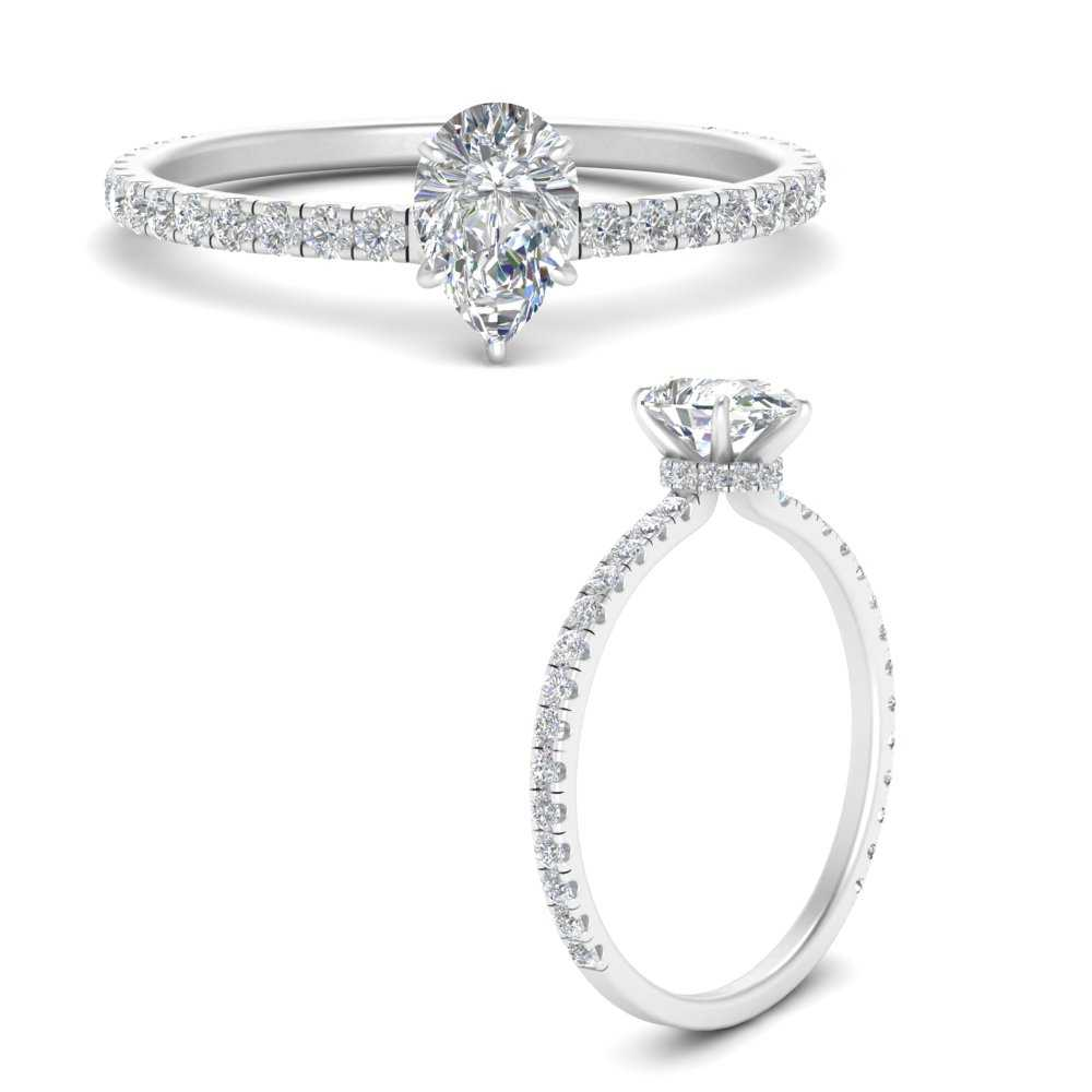 three-fourth-under-halo-pear-shaped-diamond-engagement-ring-in-FD9168PERANGLE3-NL-WG