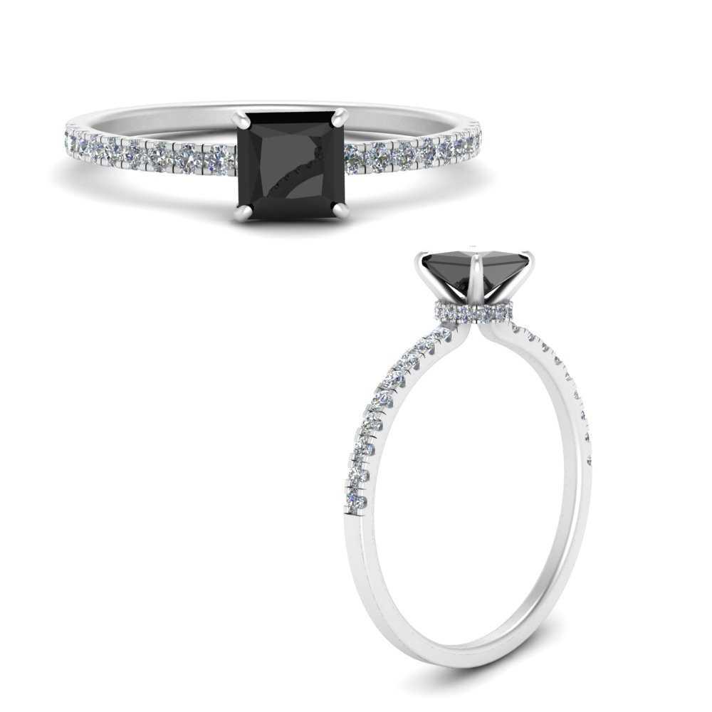 under-halo-princess-cut-black-diamond-engagement-ring-in-FD9168PRRGBLACKANGLE3-NL-WG-GS