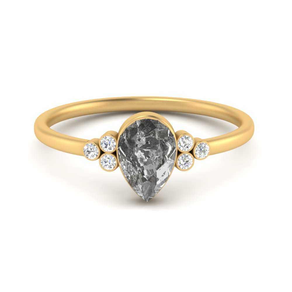salt-and-pepper-pear-cut-simple-diamond-ring-in-FD9175PERGGRY-NL-YG