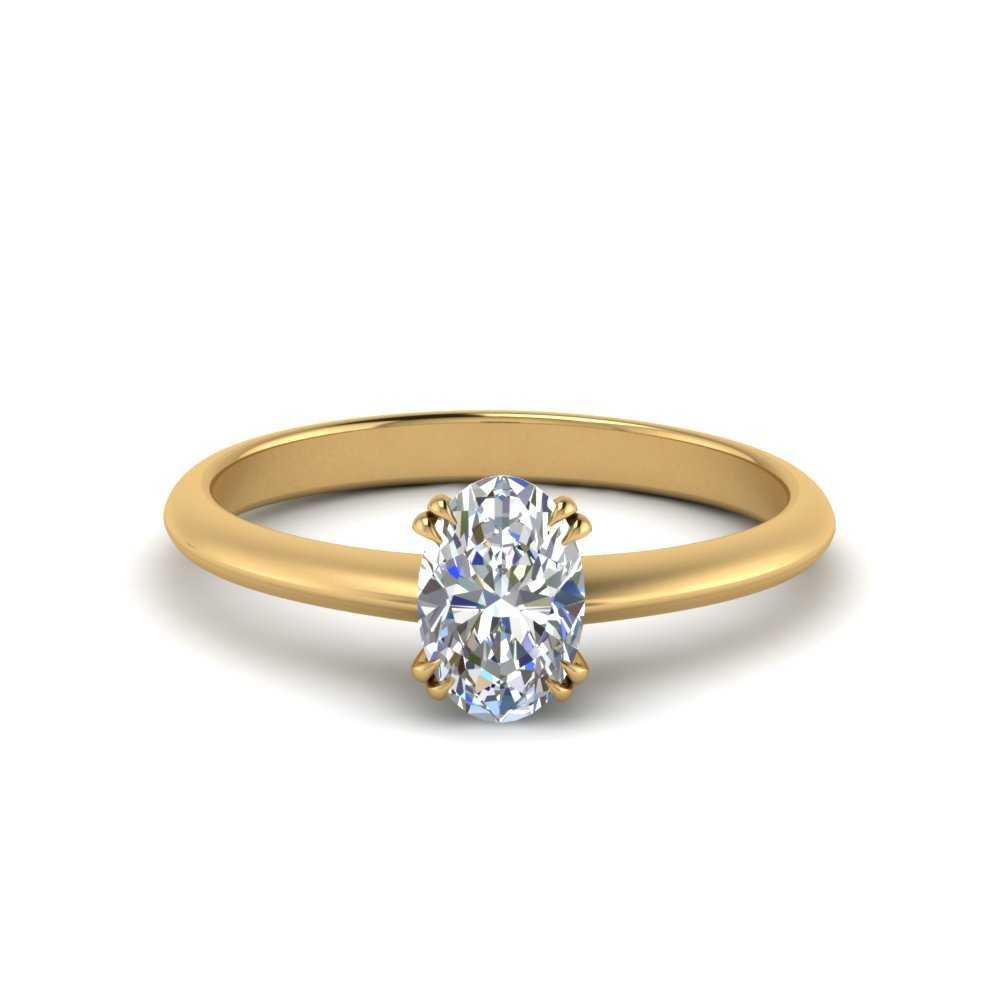 knife-edge-one-karat-oval-diamond-ring-in-FD9239OVR-NL-YG