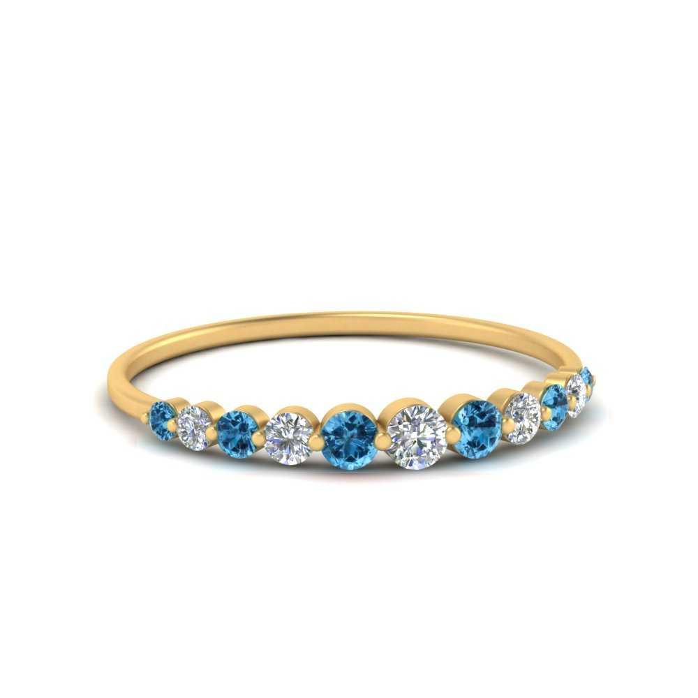 graduated-wedding-anniversary-diamond-ring-with-blue-topaz-in-FD9491B-(0.35ct)GICBLTO-NL-YG