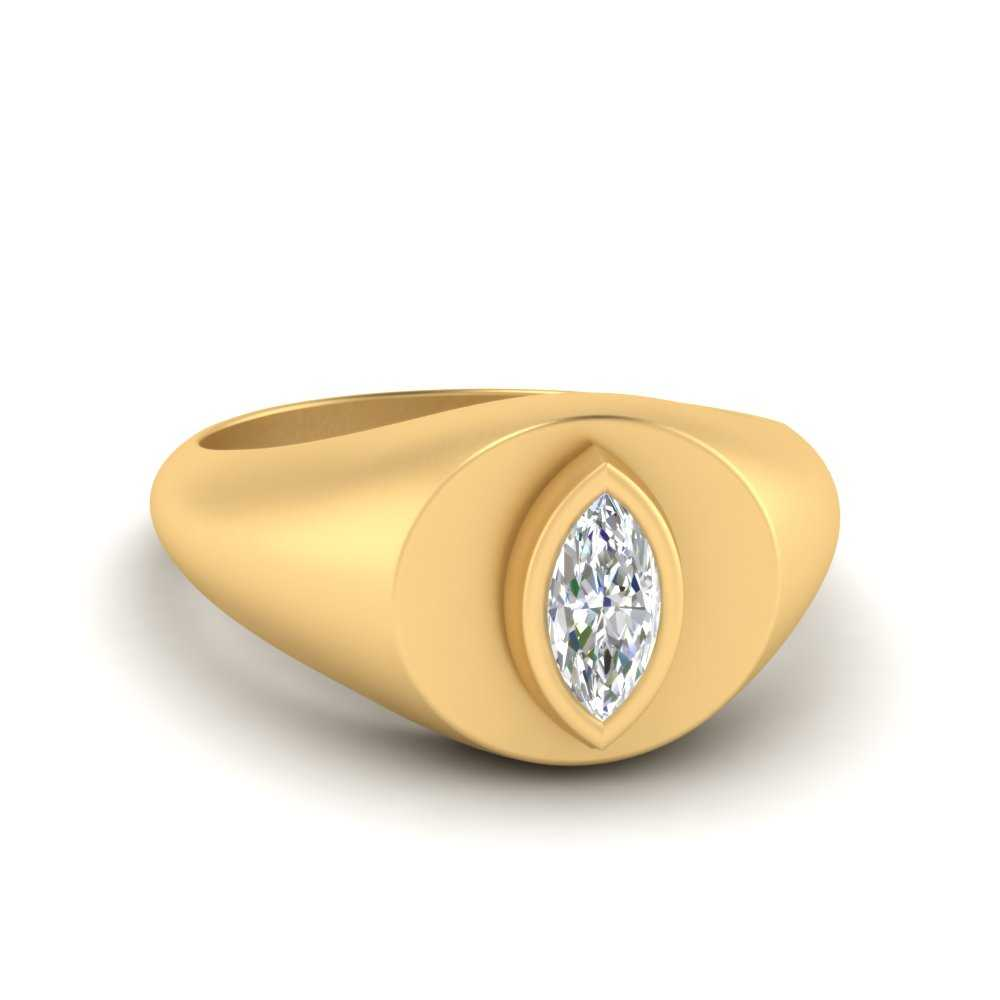marquise-disc-signet-ring-in-FD9524MQR-NL-YG