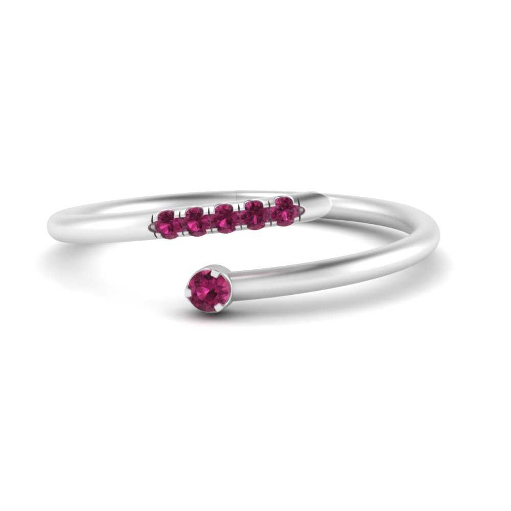 spiral-stacking-pink-sapphire-ring-in-FD51293BGSADRPI-NL-WG