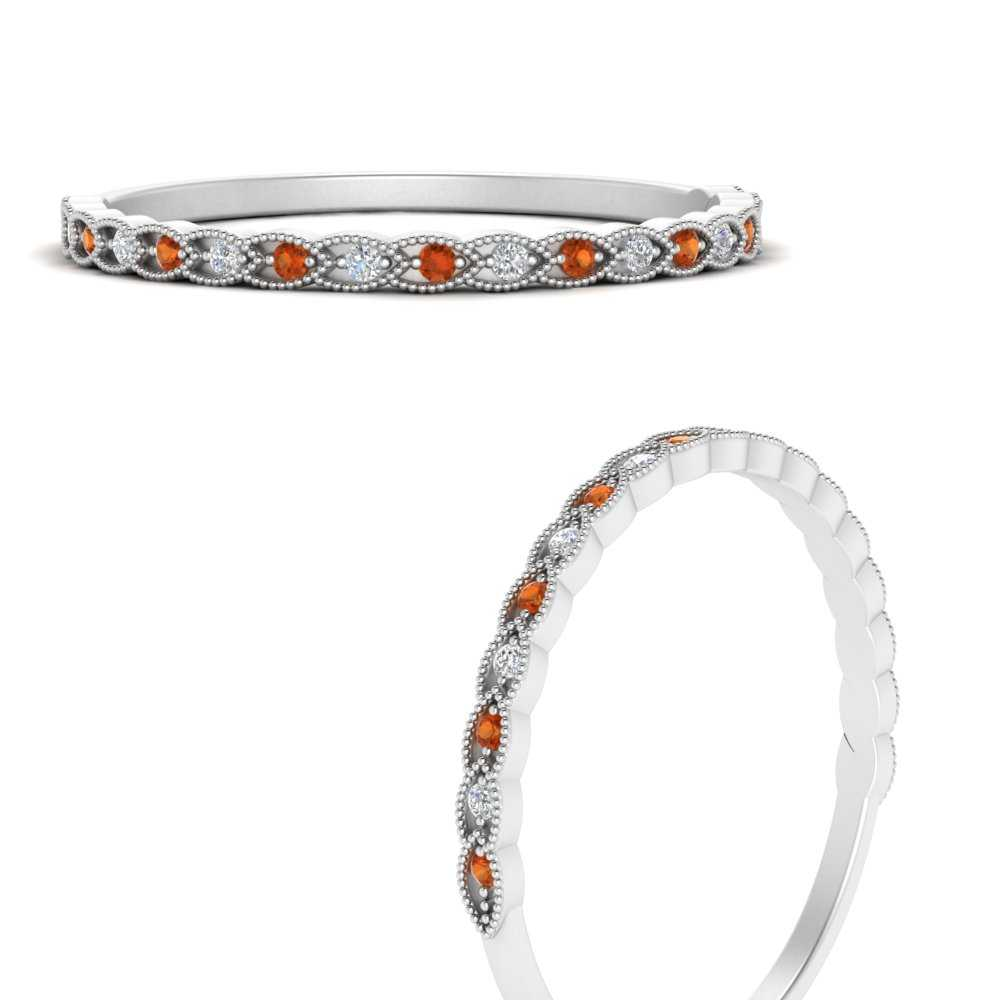 thin-braided-stacking-diamond-ring-with-orange-sapphire-in-FD9567GSAORANGLE3-NL-WG