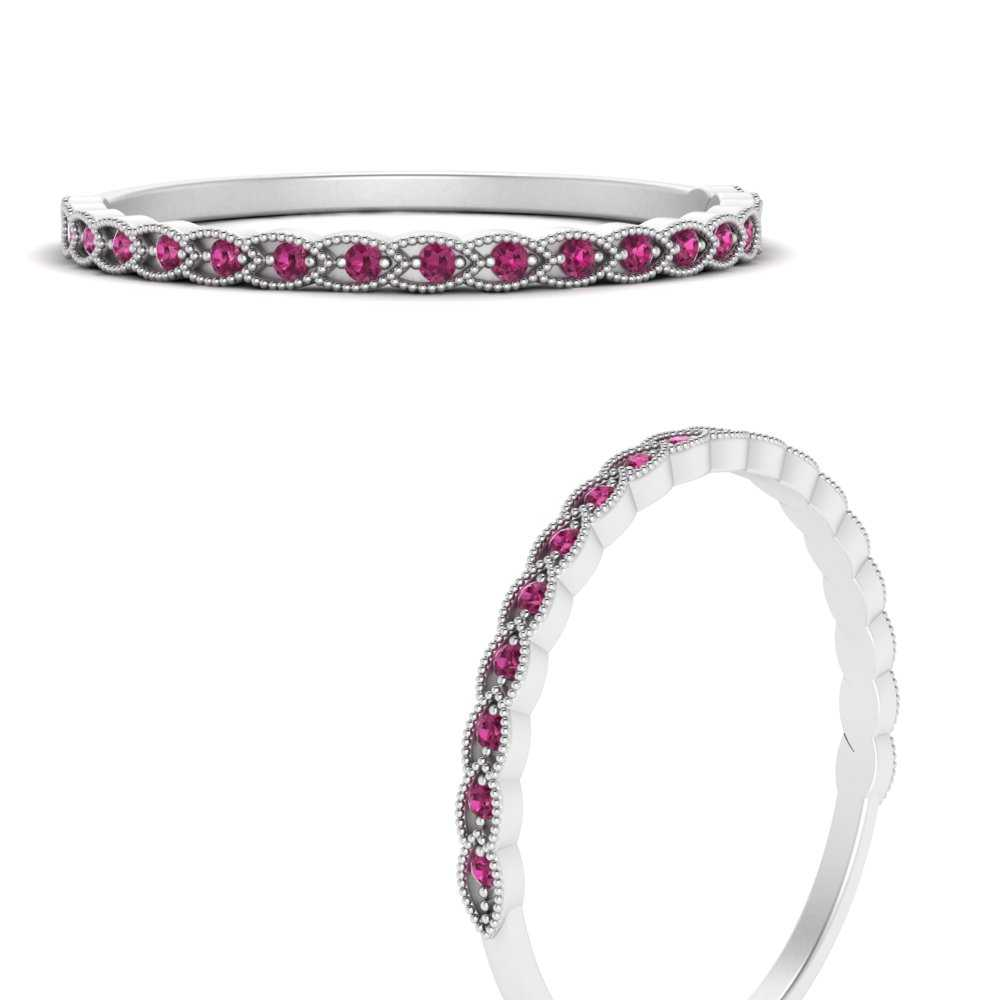 thin-floral-stacking-pink-sapphire-band-in-FD9567B2GSADRPIANGLE3-NL-WG-GS