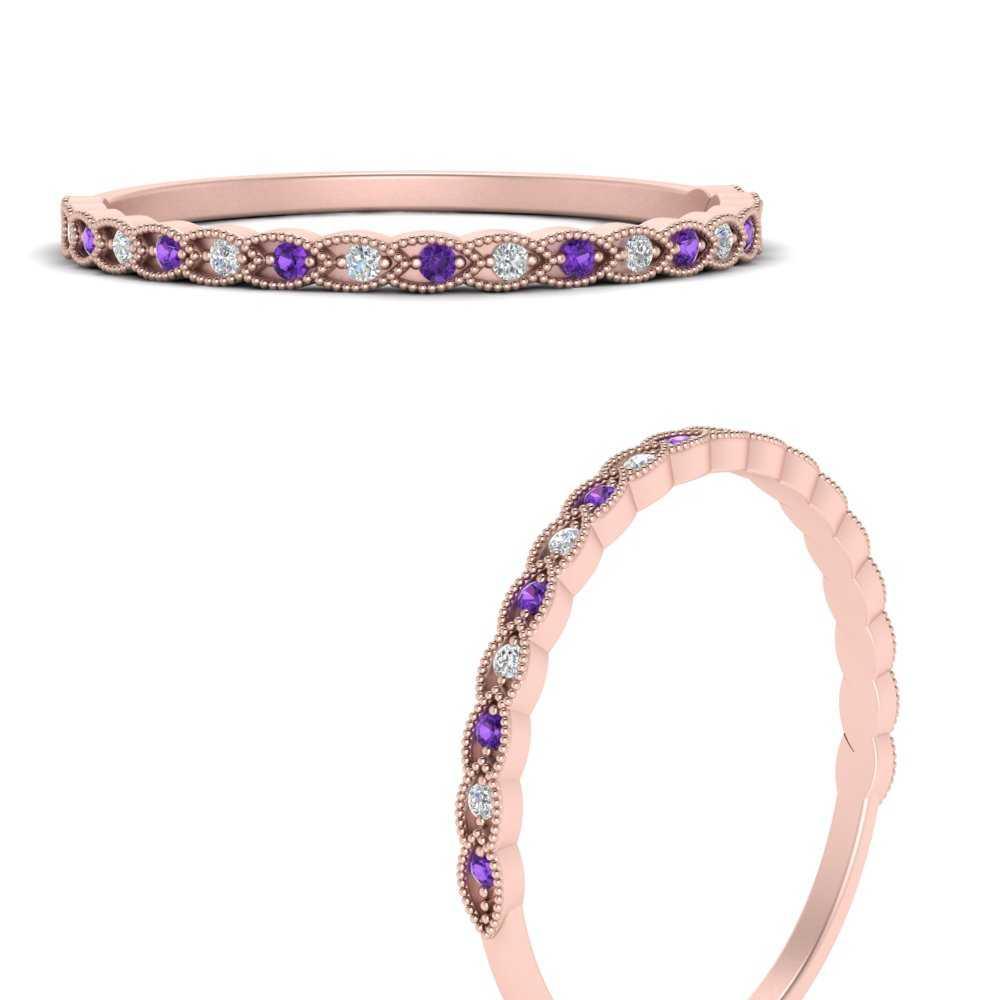 thin-scroll-work-leaf-diamond-band-with-purple-topaz-in-FD9567BGVITOANGLE3-NL-RG