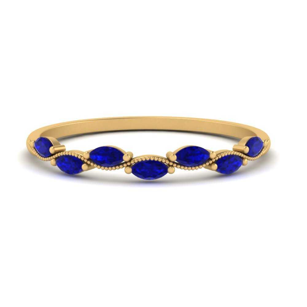 milgrain-marquise-sapphire-wedding-band-in-FD9575GSABL-NL-YG