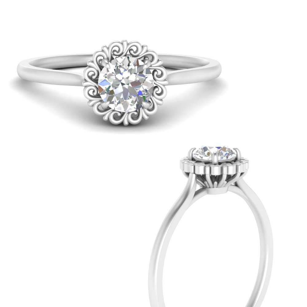 solitaire-filigree-round-cut-diamond-engagement-ring-in-FD124160RORANGLE3-NL-WG