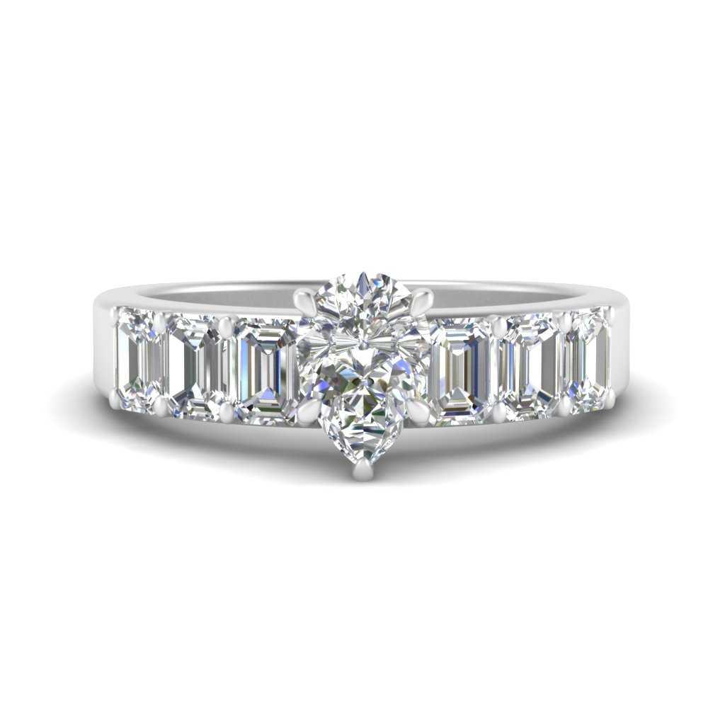 emerald-accent-luxury-pear-shaped-diamond-ring-in-FD9591PER-NL-WG