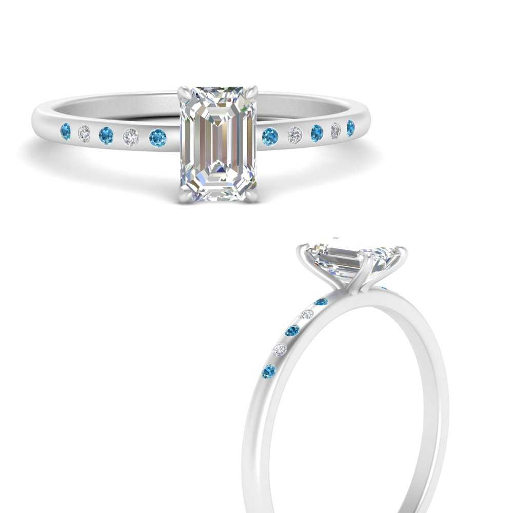 thin-bezel-set-scattered-emerald-cut-engagement-ring-with-blue-topaz-in-FD9593EMRGICBLTOANGLE3-NL-WG
