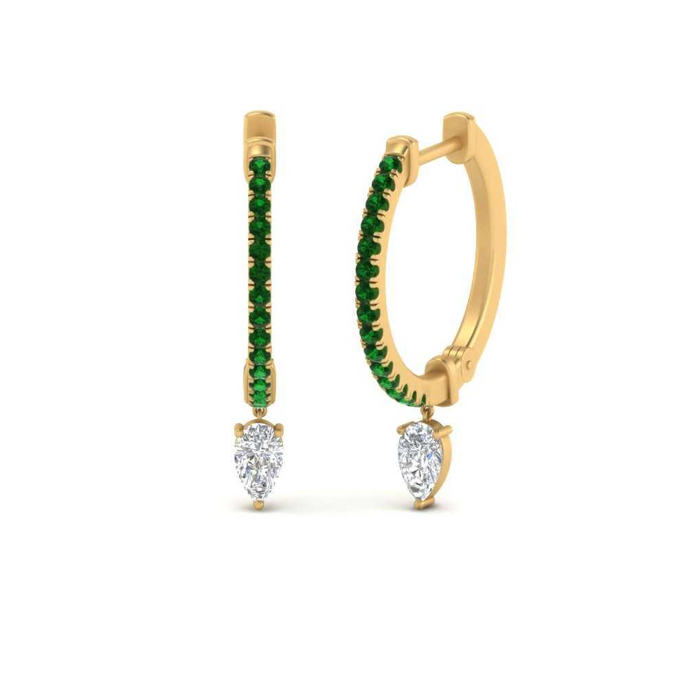 huggie-emerald-pear-earrings-in-FDEAR9598GEMGR-NL-YG