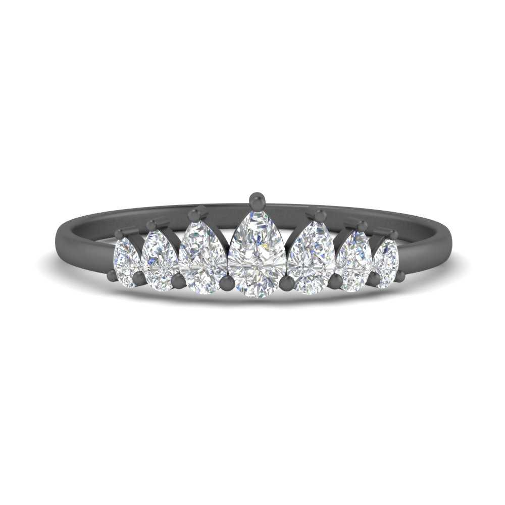 crown-pear-wedding-band-for-solitaire-ring-in-FD9601B-NL-BG