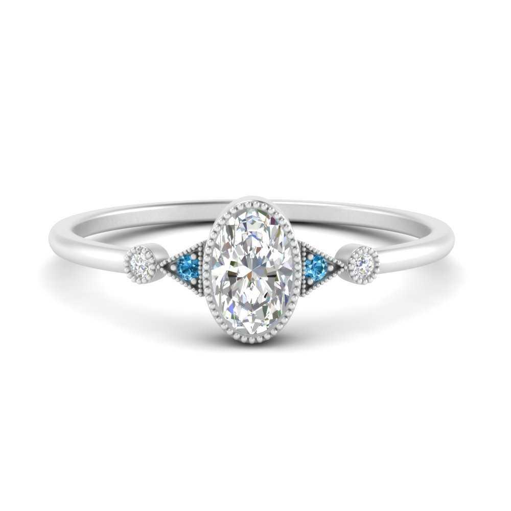 bezel-set-oval-halo-vintage-engagement-ring-with-blue-topaz-in-FD9602OVRGICBLTO-NL-WG