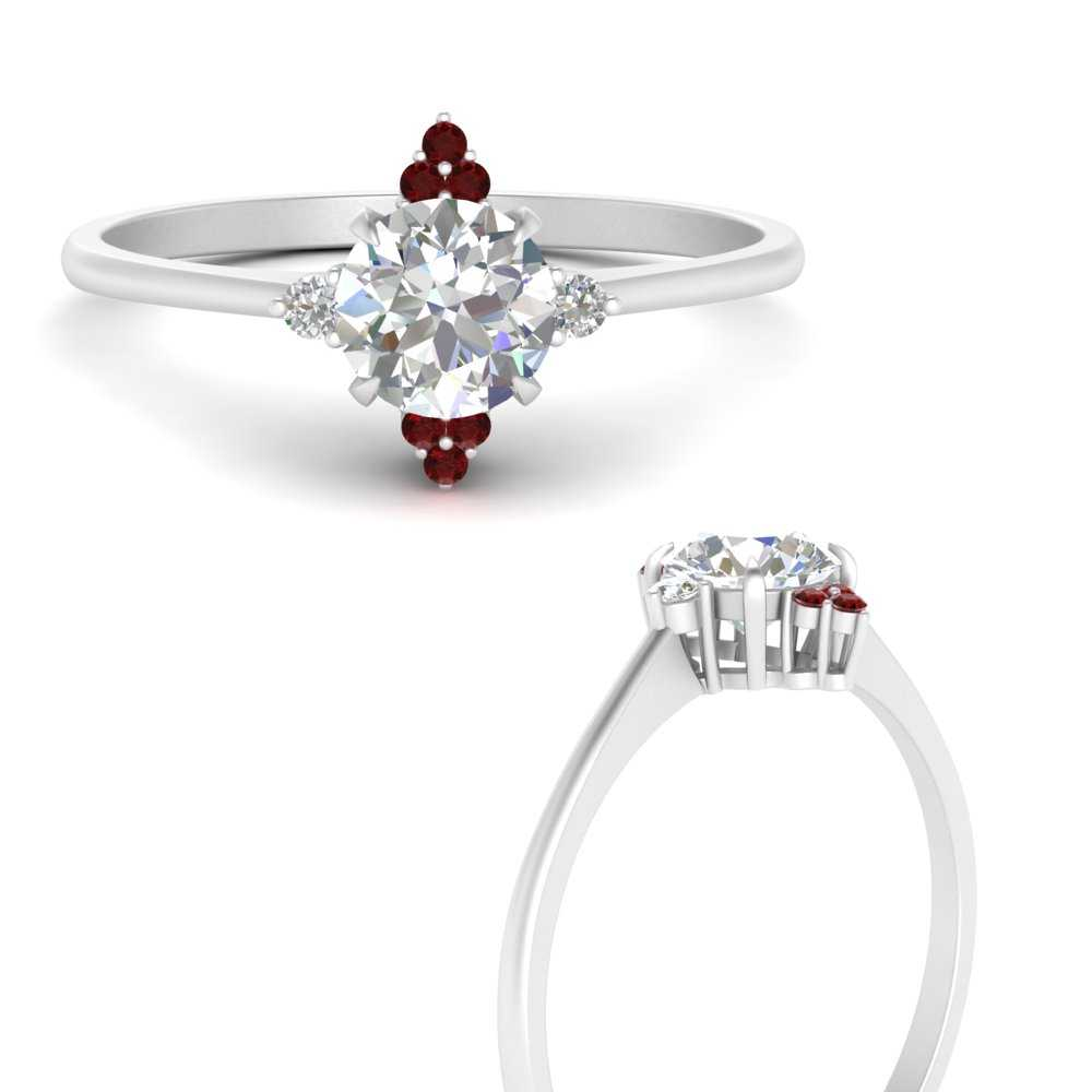 simple-vintage-round-diamond-engagement-ring-with-ruby-in-FD9605RORGRUDRANGLE3-NL-WG