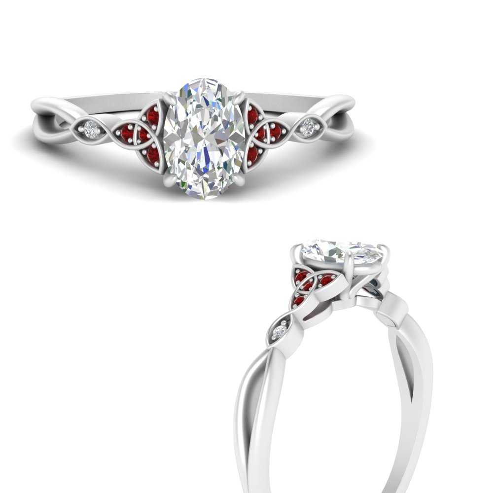 celtic-knot-split-oval-shaped-diamond-engagement-ring-with-ruby-in-FD9609OVRGRUDRANGLE3-NL-WG