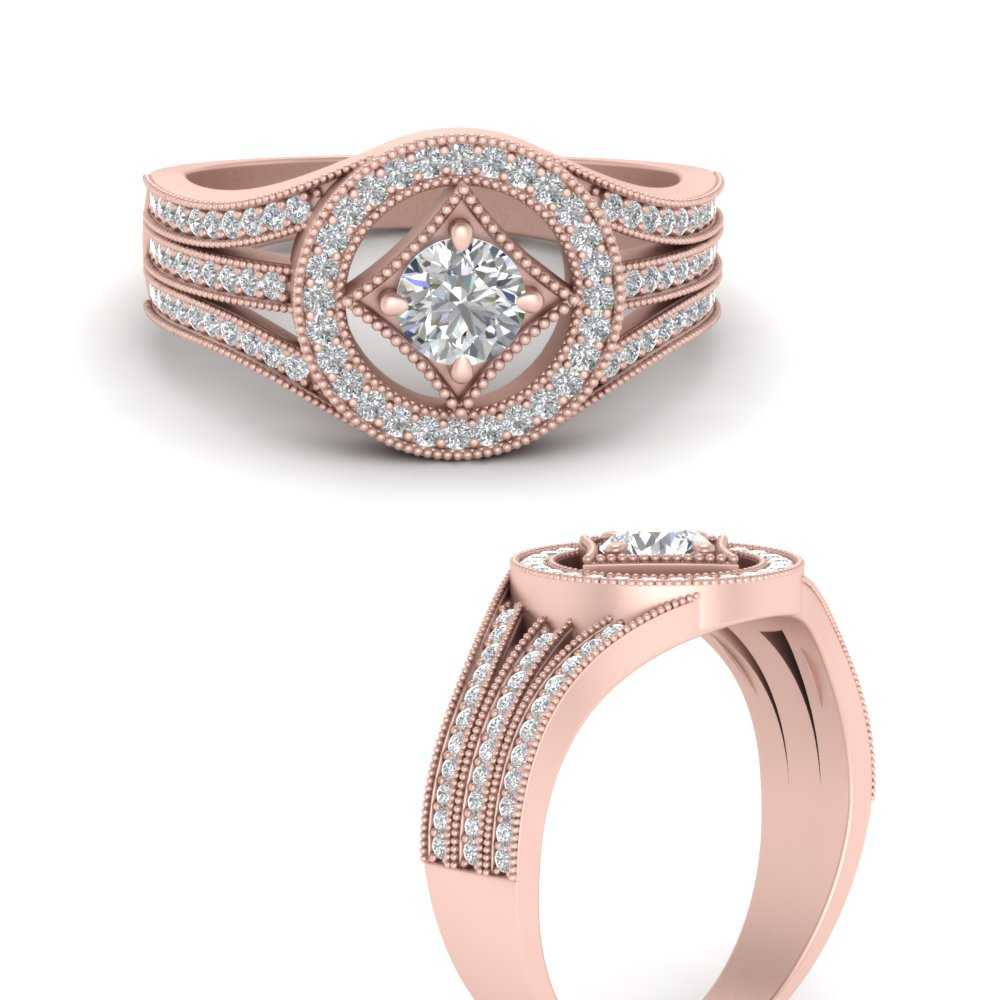 compass-point-halo-diamond-vintage-engagement-ring-in-FD9611RORANGLE-NL-RG