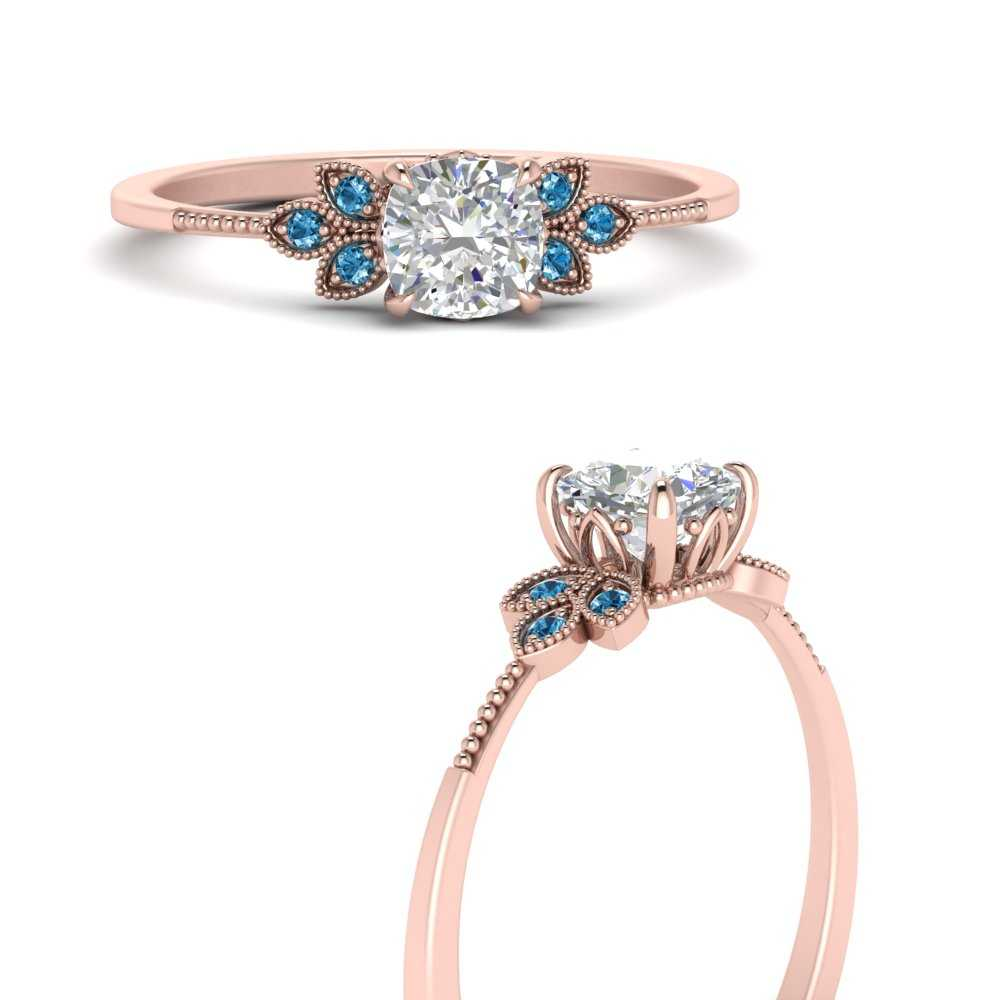 leaf-diamond-cushion-engagement-ring-with-blue-topaz-in-FD9615CURGICBLTOANGLE3-NL-RG