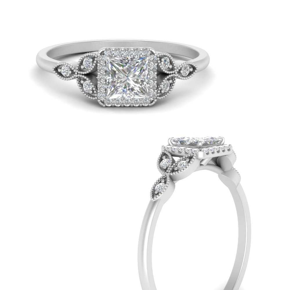 petal-milgrain-halo-princess-cut-diamond-ring-in-FD9616PRRANGLE3-NL-WG
