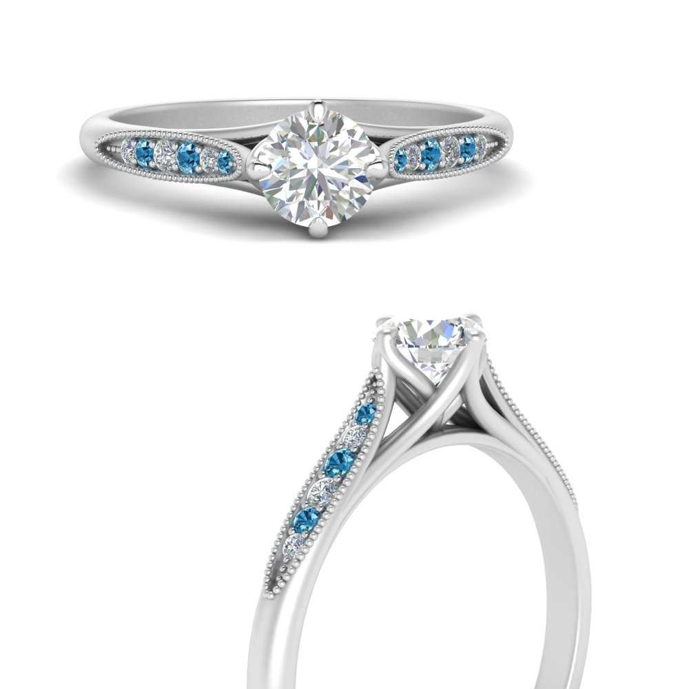 milgrain-pave-diamond-engagement-ring-with-blue-topaz-in-FD9626RORGICBLTOANGLE3-NL-WG