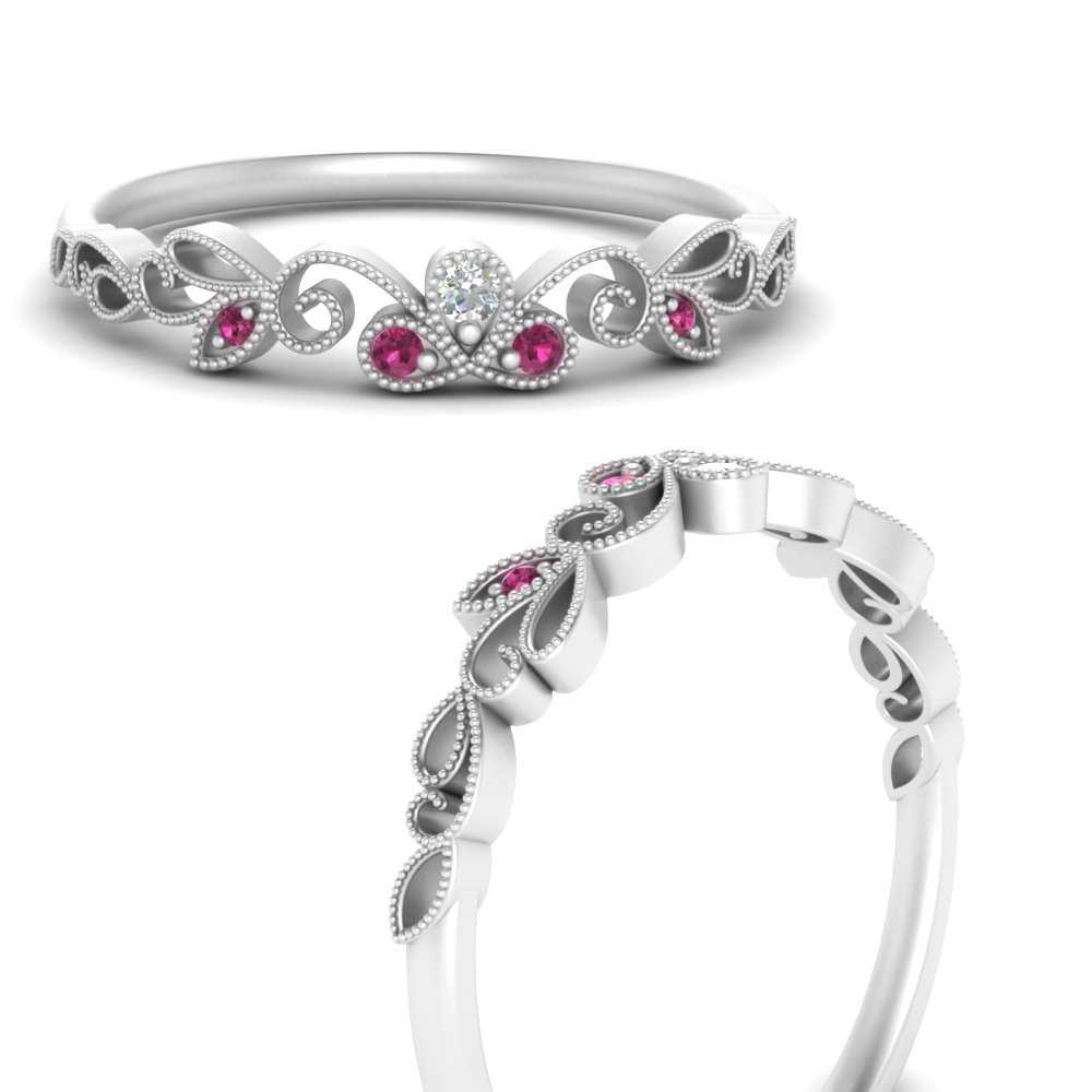 floral-filigree-delicate-pink-sapphire-wedding-band-in-FD9628BGSADRPIANGLE3-NL-WG