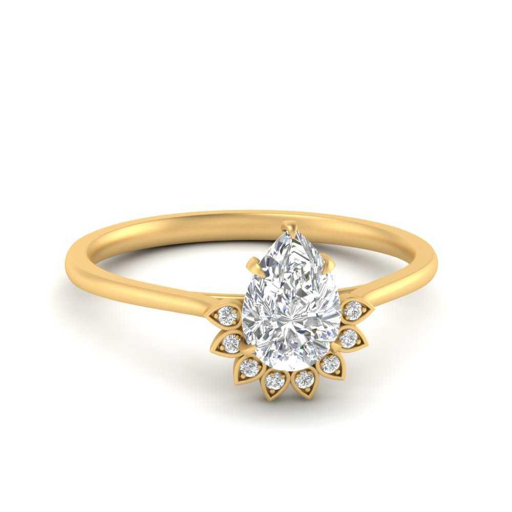 pear-crown-diamond-engagement-ring-in-FD9629PER-NL-YG